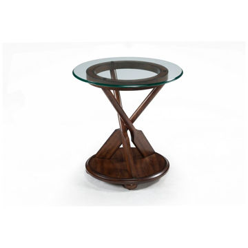 Picture of Oar Round End Table