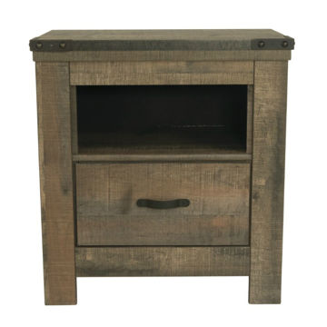 Picture of Peoria 1-Drawer Nightstand