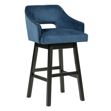 Picture of Pima Blue Bar Stool