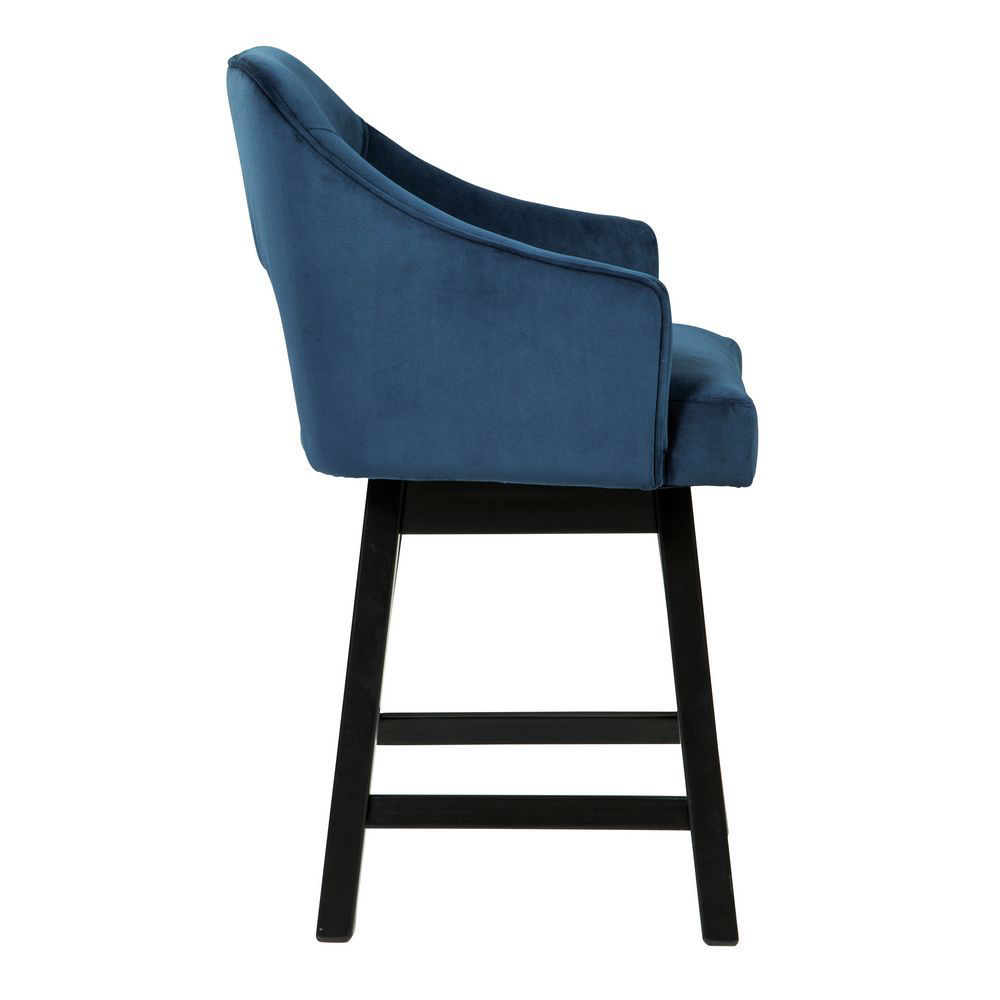 Picture of Pima Blue Counter Stool