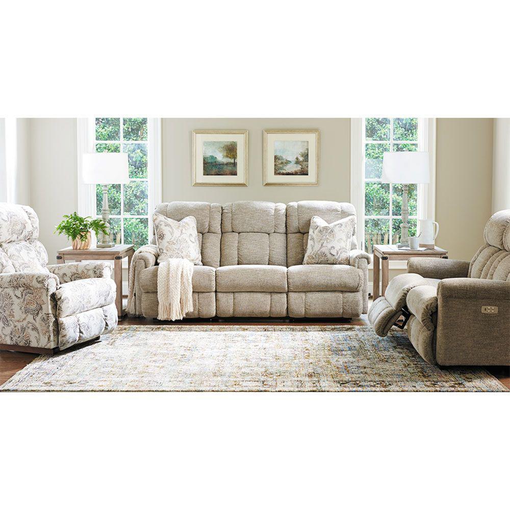 Pinnacle Reclining Sofa - Lifestyle