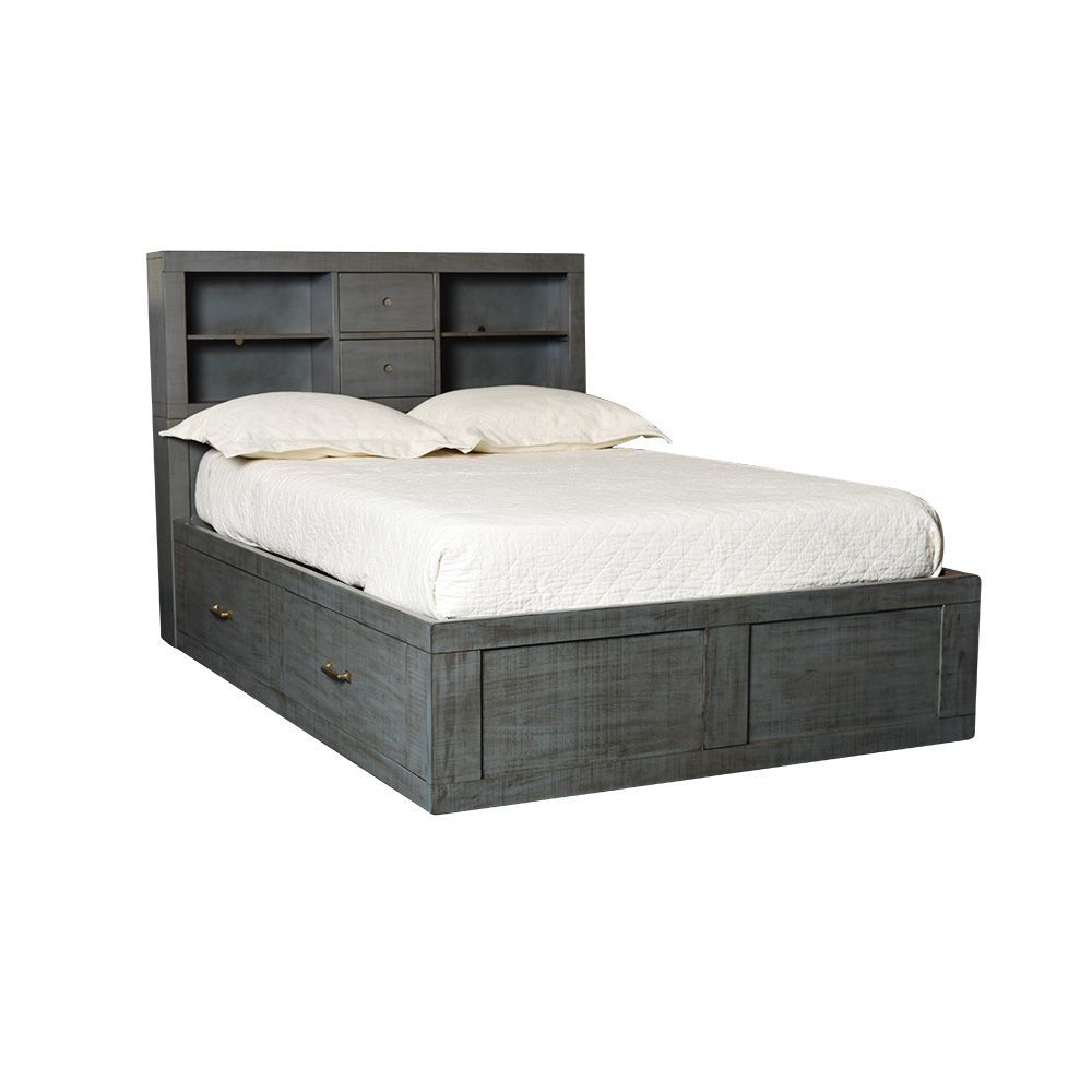 Picture of Big Sky Full Captain's Bed