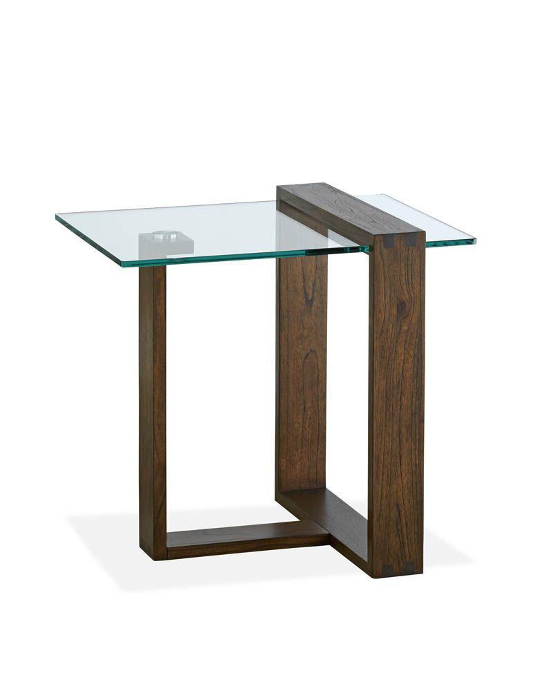 Bridge End Table