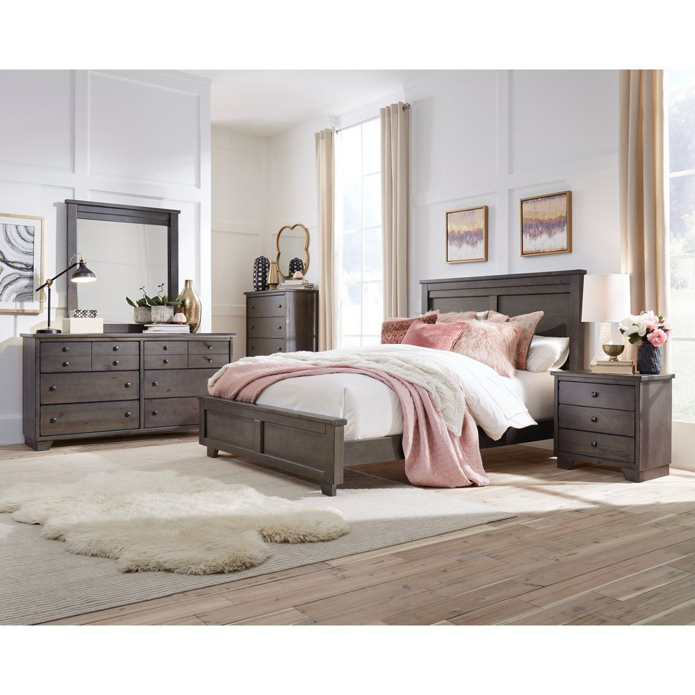 Diego Chest of Drawers - Storm Gray - Room