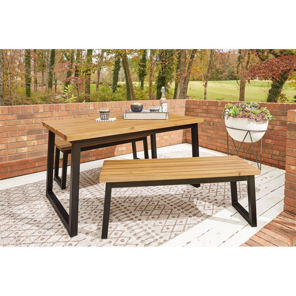 Picture of Timber Outdoor Dining Set