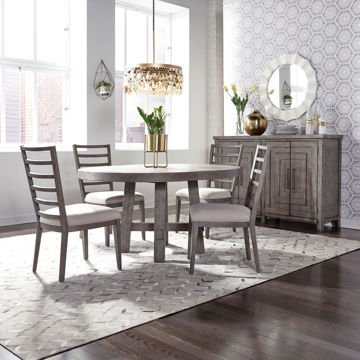 Picture of Chama 5-Piece Round Dining