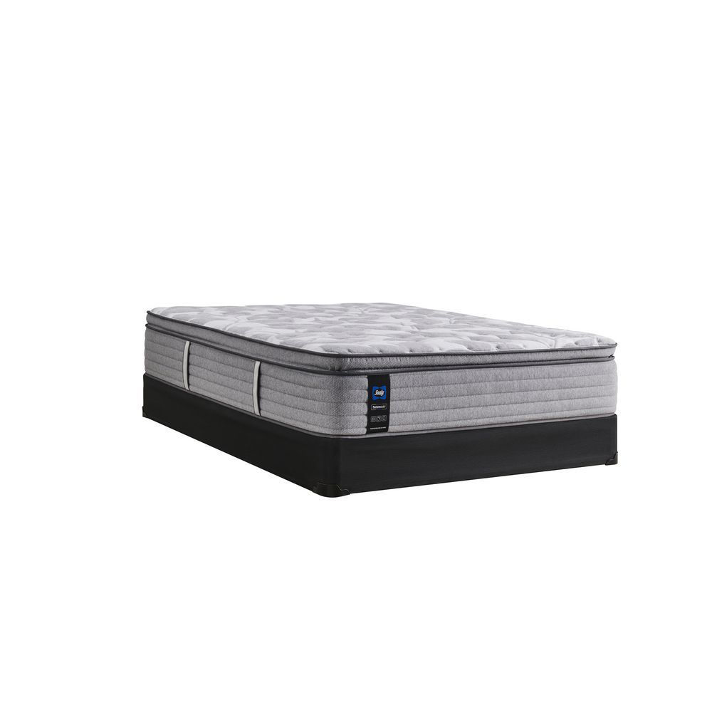 Picture of Dantley Soft Euro Pillow Top Mattress by Sealy