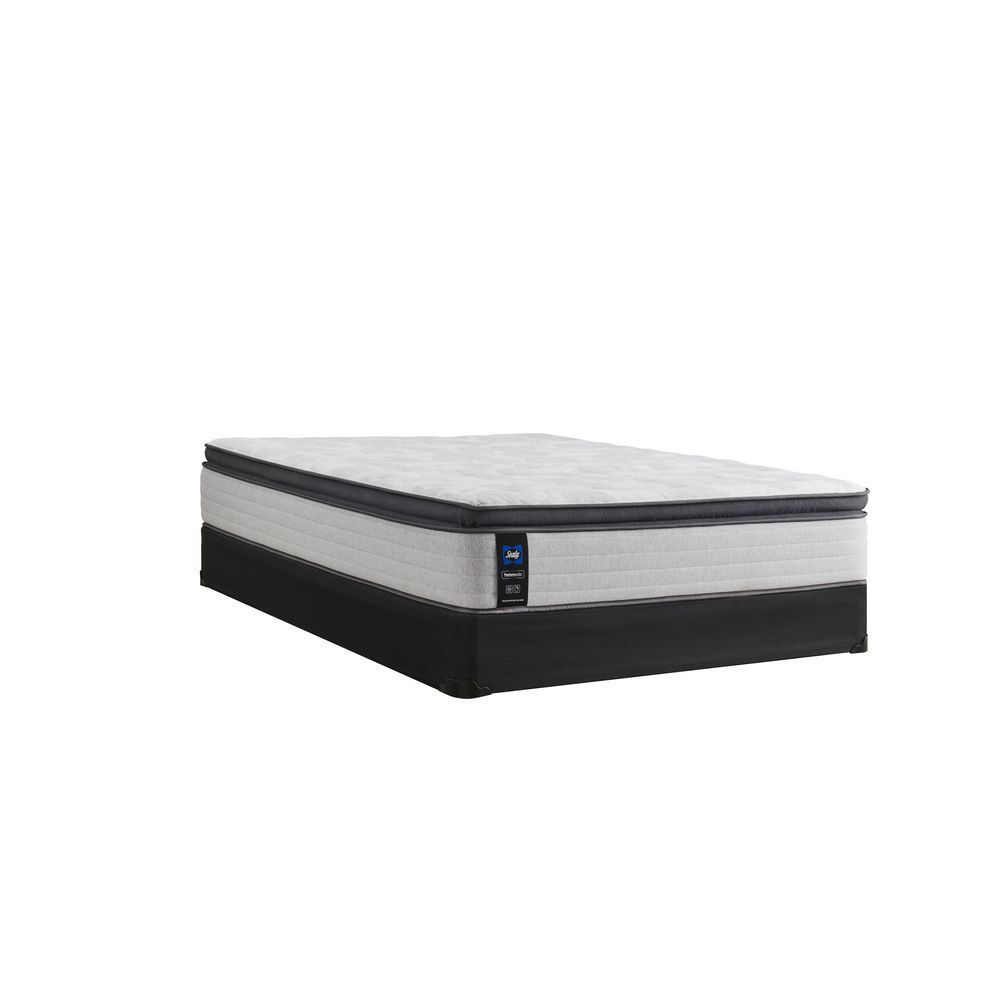 Picture of Diggins Medium Euro Pillow Top Mattress by Sealy