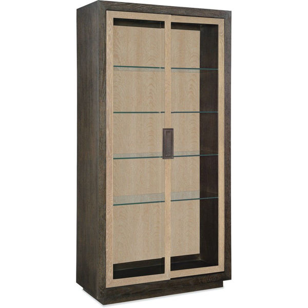 Picture of Point Reyes Voltaire Display Cabinet
