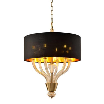 Picture of Iona 6-Light Chandelier - Gold