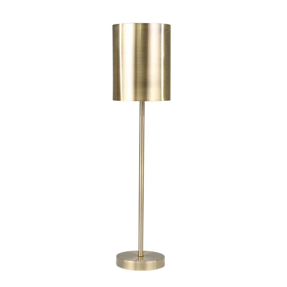 """Picture of Metal 30"""" Desk Lamp - Gold"""