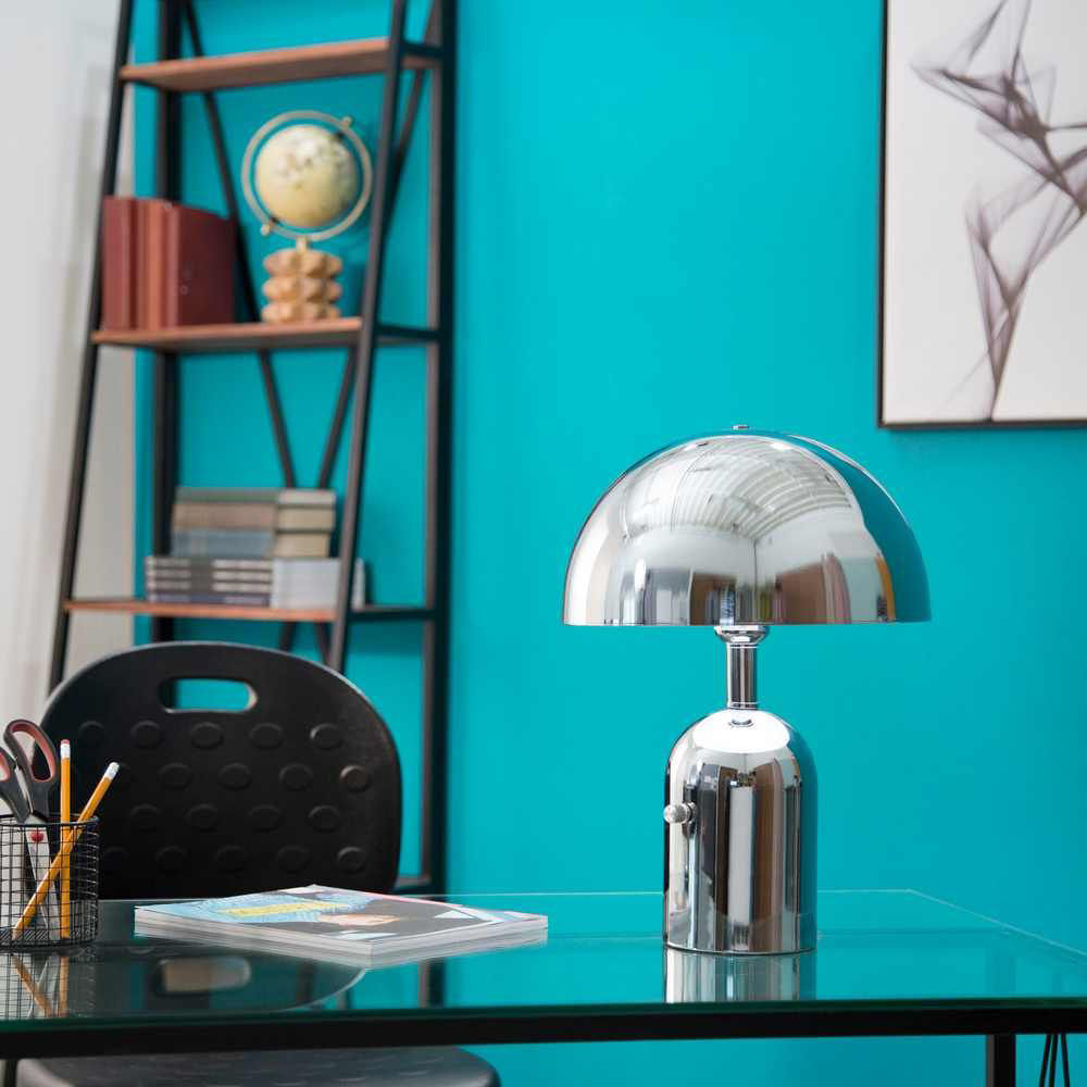 """Picture of Metal 16.25"""" Task Lamp - Silver"""