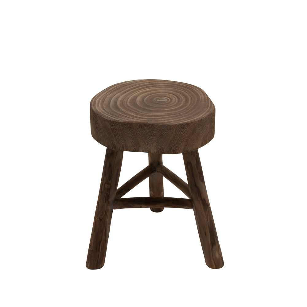 """Picture of Wood 16"""" Accent - Brown"""