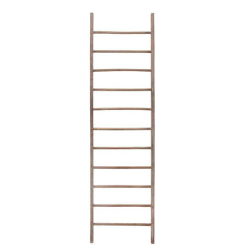 """Picture of Wood 73"""" Ladder - Brown"""
